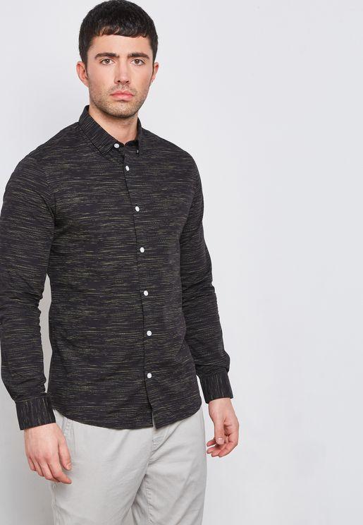 Oneill Textured Print Shirt