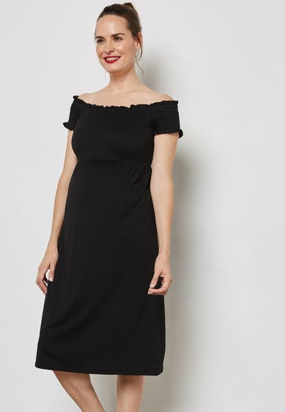 Essential Bardot Dress