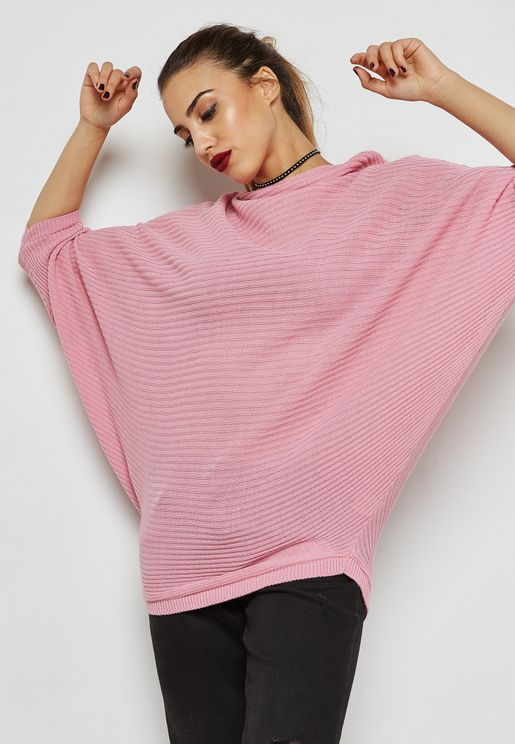 Batwing Sweater