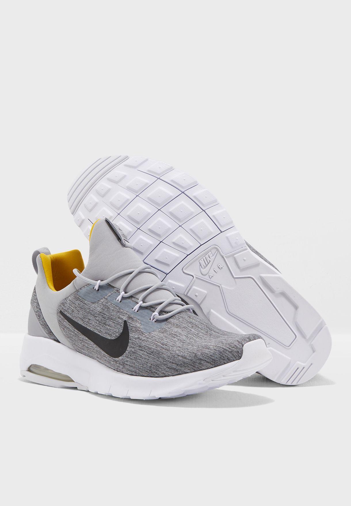 052f10871d38 Shop Nike grey Air Max Motion Racer 916771-005 for Men in Saudi ...