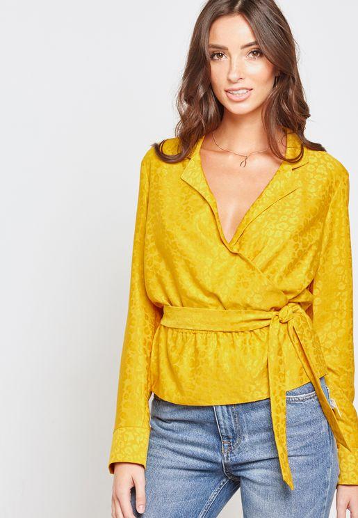 Jacquard PJ Shirt
