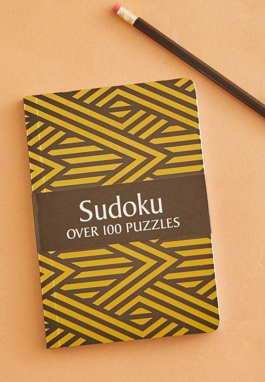 Sudoku Activity Book