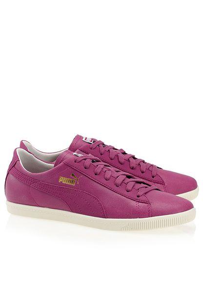 Shop PUMA purple Glyde LO Basic Sneakers 35753103 for Women in Globally   PU020SH64HXZ