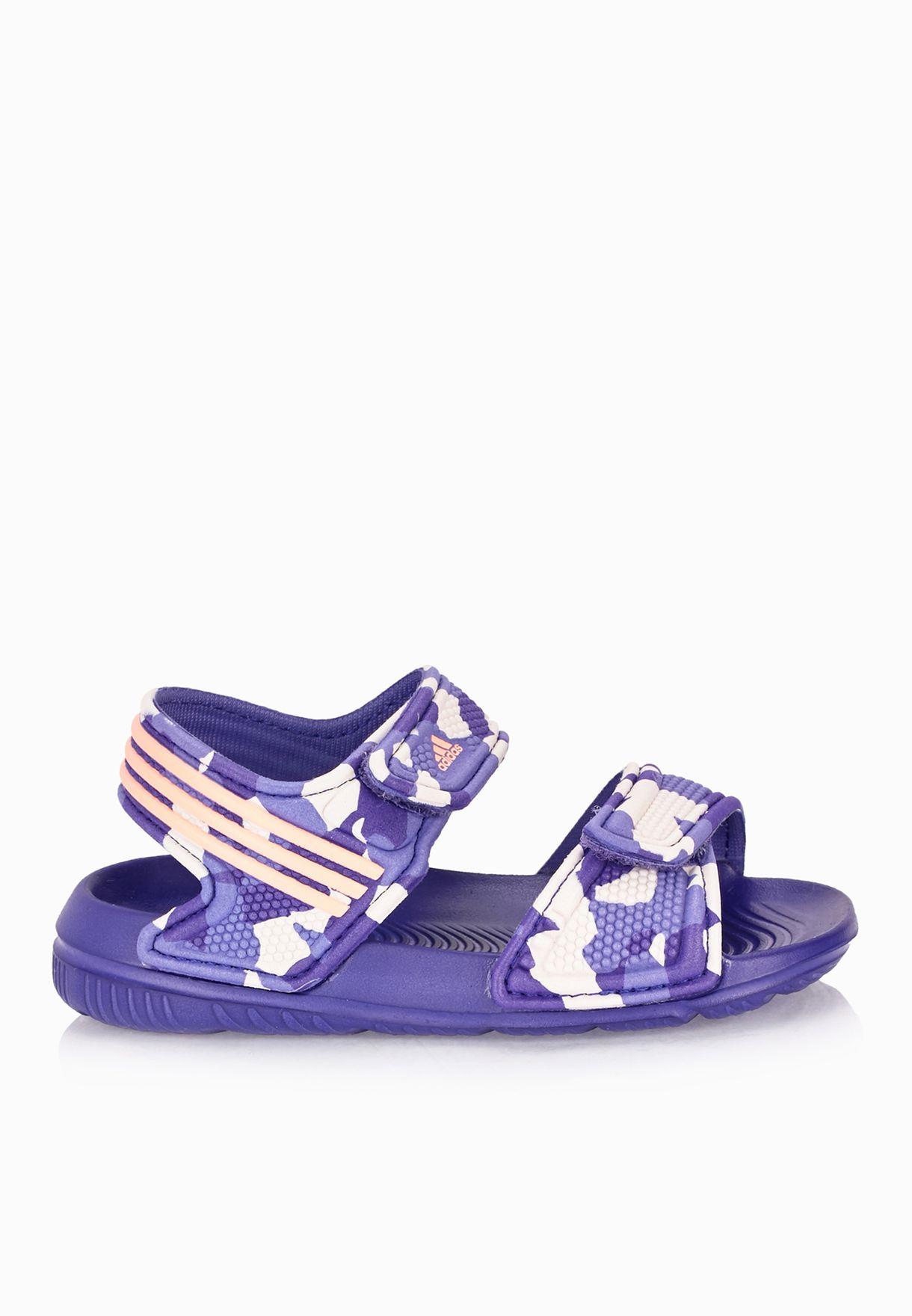 b522d7cae3208e Shop adidas purple Akwah 9 Infant S80524 for Kids in Qatar - AD476SH64PMX