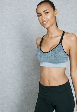 Strappy Seamless Bra