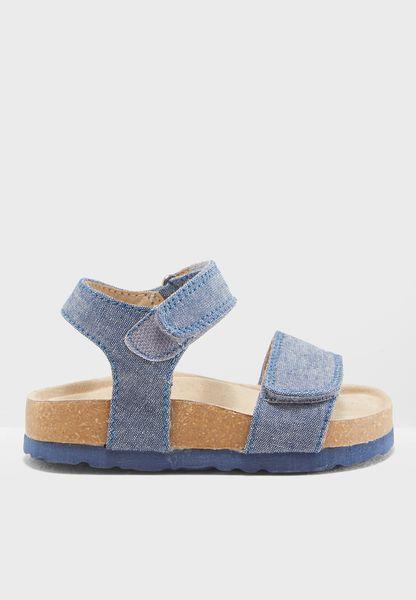 Kids Single Strap Sandal