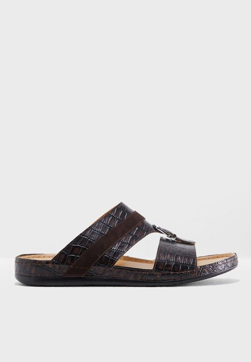Leather Arabic Sandals