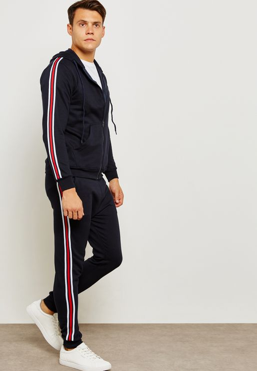 Side Tape Tracksuit