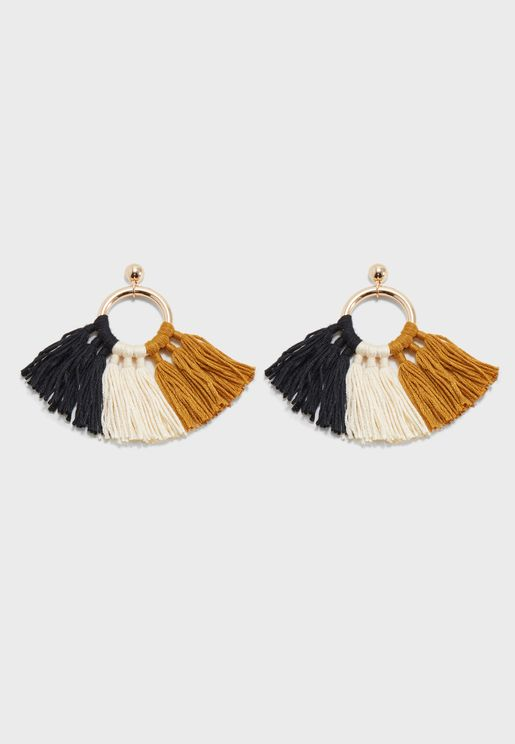Fave Tassel Earrings