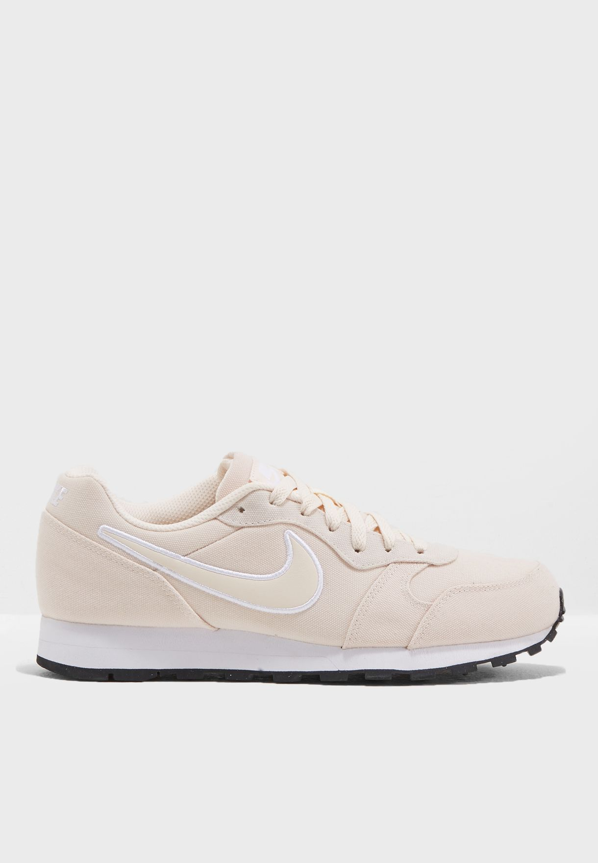 rico y magnífico 100% Calidad envío gratis Shop Nike neutrals MD Runner 2 SE AQ9121-800 for Women in Globally ...