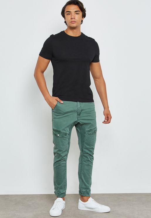 Kombat Slim Fit Trousers