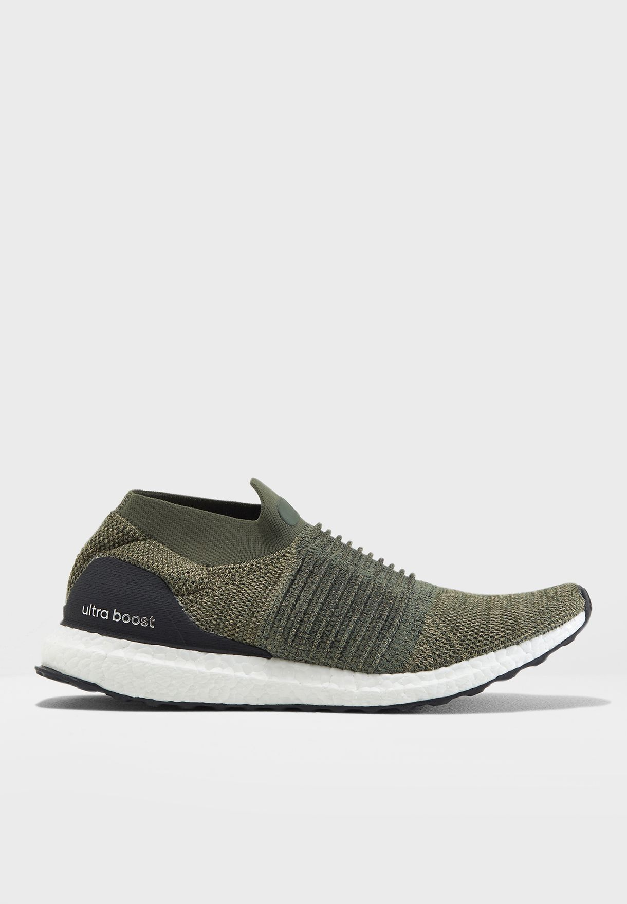 5005b4178 Shop adidas green Ultraboost Laceless CP9252 for Men in UAE ...