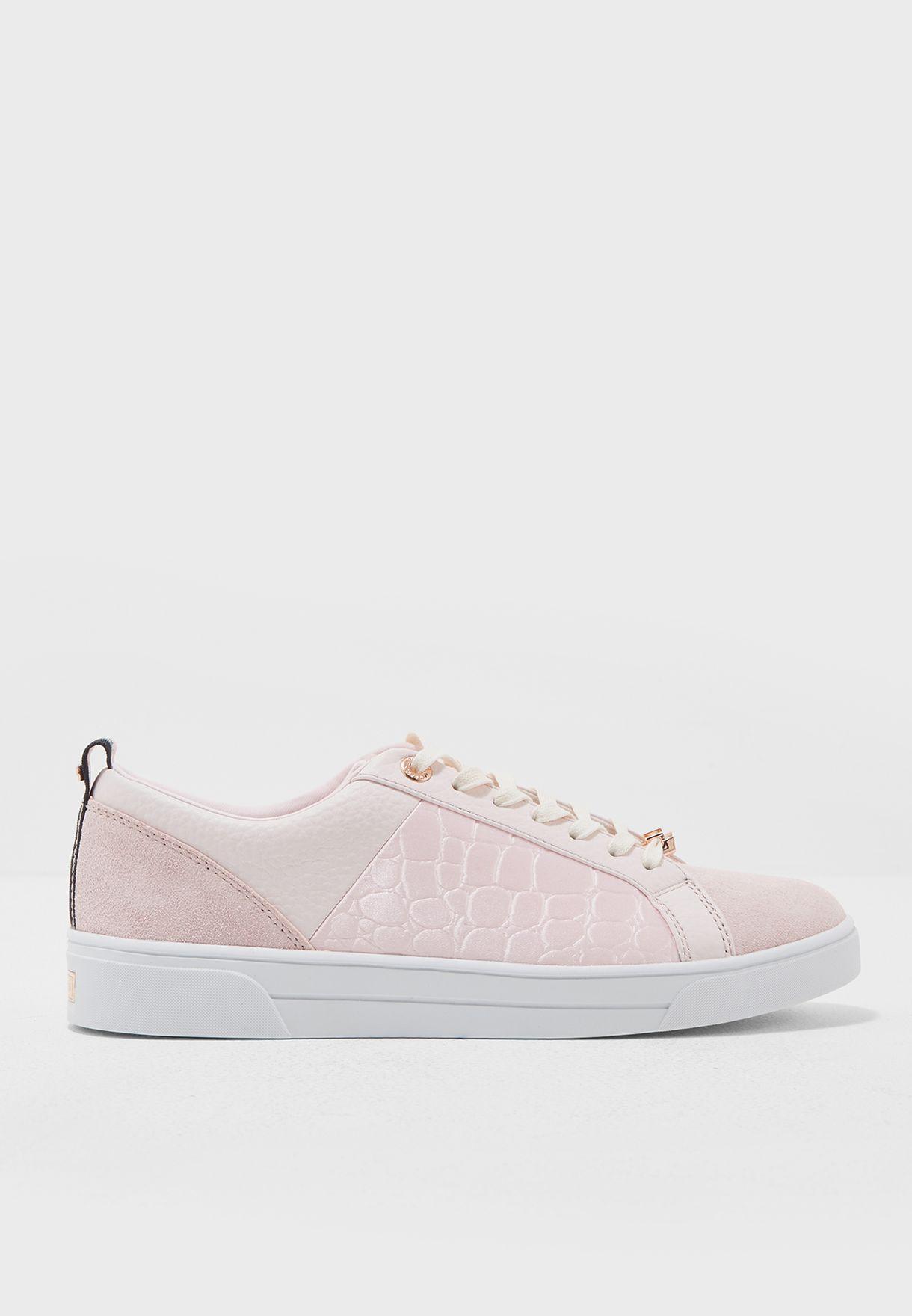 f7c9ce7b1a997 Shop Ted baker pink Kulei Sneaker 916408 for Women in Kuwait - TE456SH64PTJ