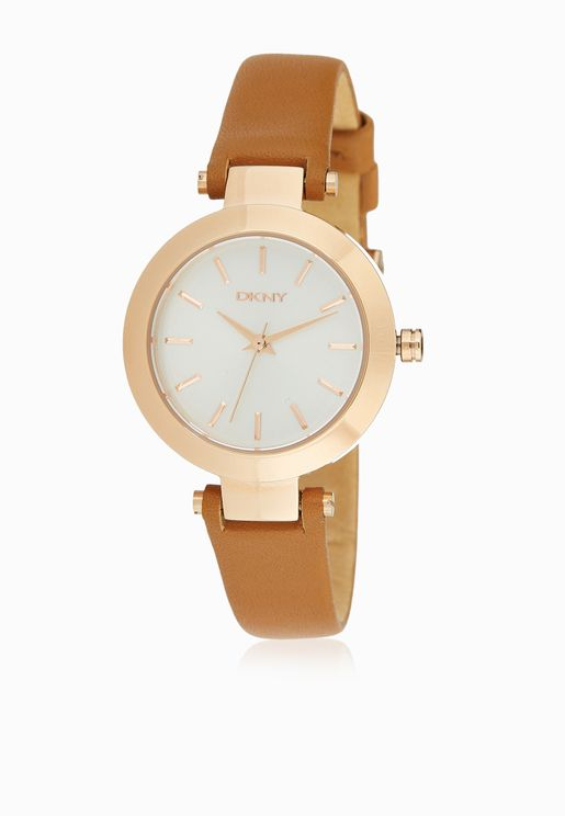 Stanhope Rose Gold Watch