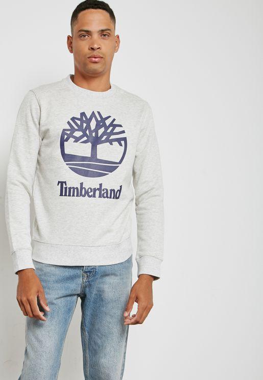 Stacked Logo Sweatshirt