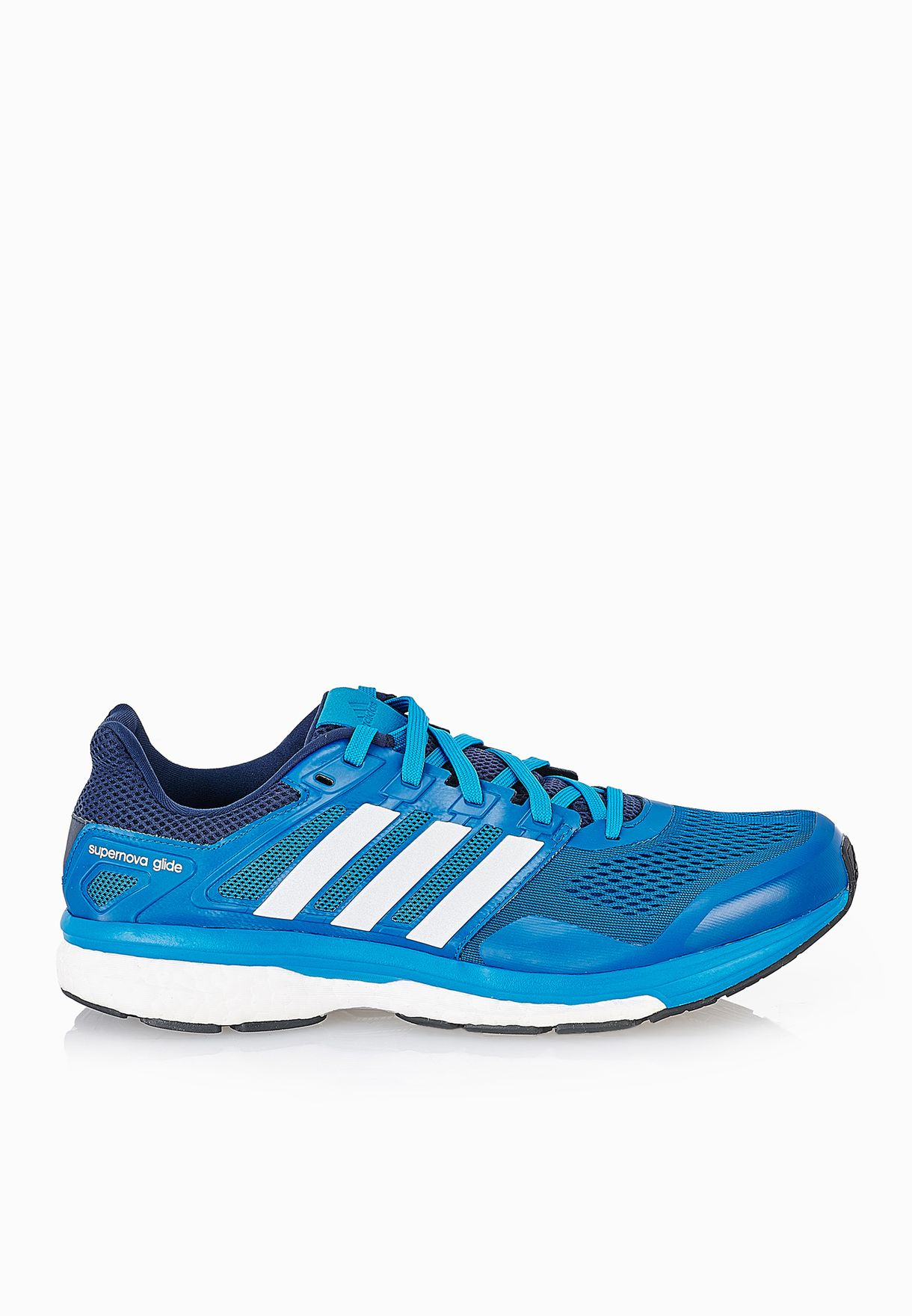 39d7be0527431 Shop adidas blue Supernova Glide 8 M AF6546 for Men in UAE ...