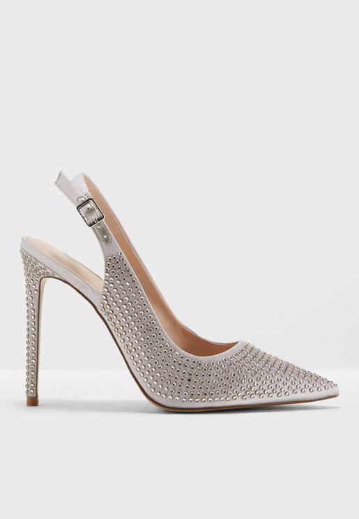 655c43484 حذاء بكعب مستدق. كارفيلا – كيرت جيجر. حذاء بكعب مستدق