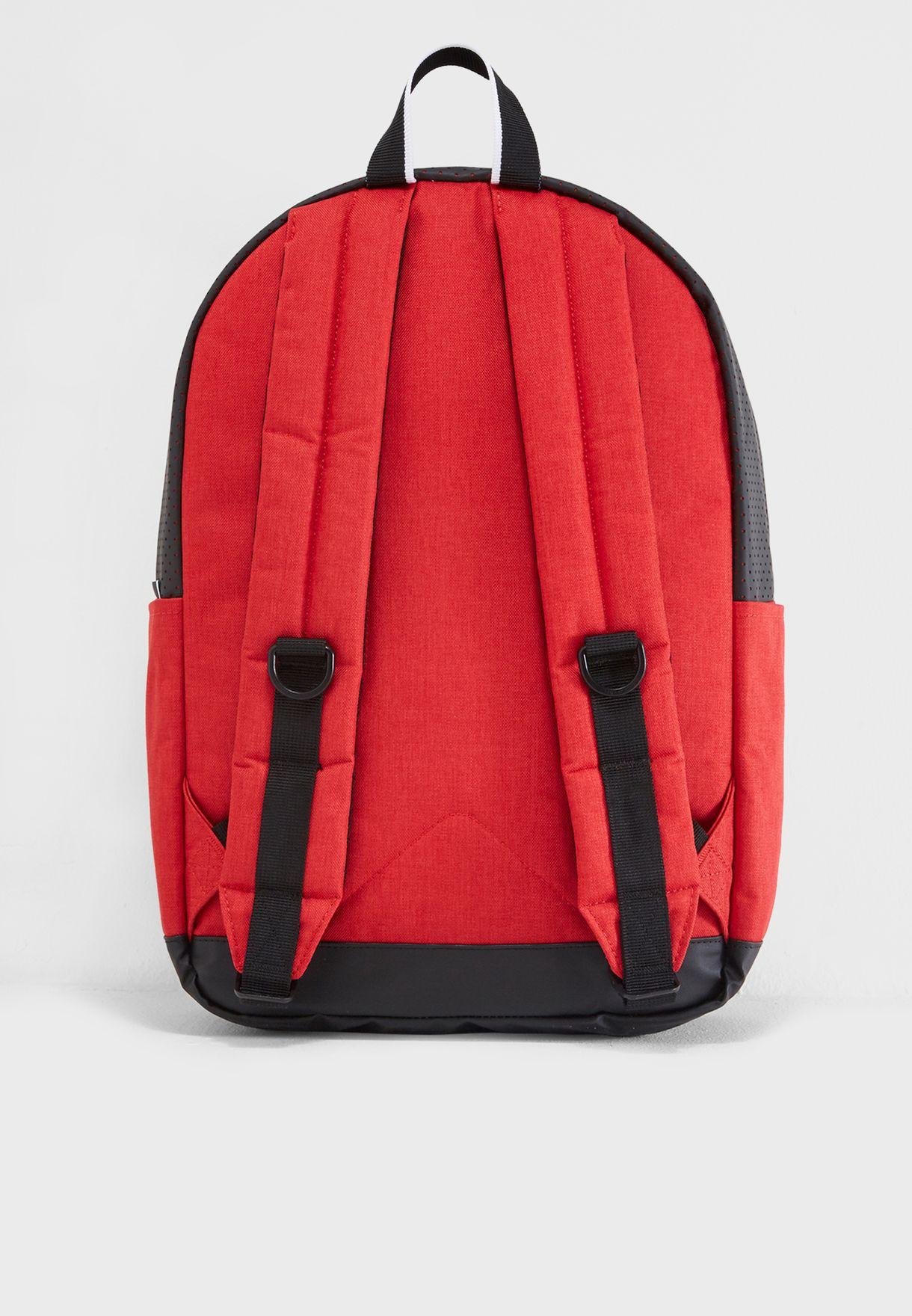 ba012f4ff7 Shop Herschel red Pop Quiz Backpack 10511-02091-OS for Men in UAE ...