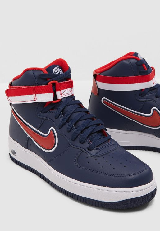 حذاء اير فورس 1 هاي '07 ال في8 سبورت