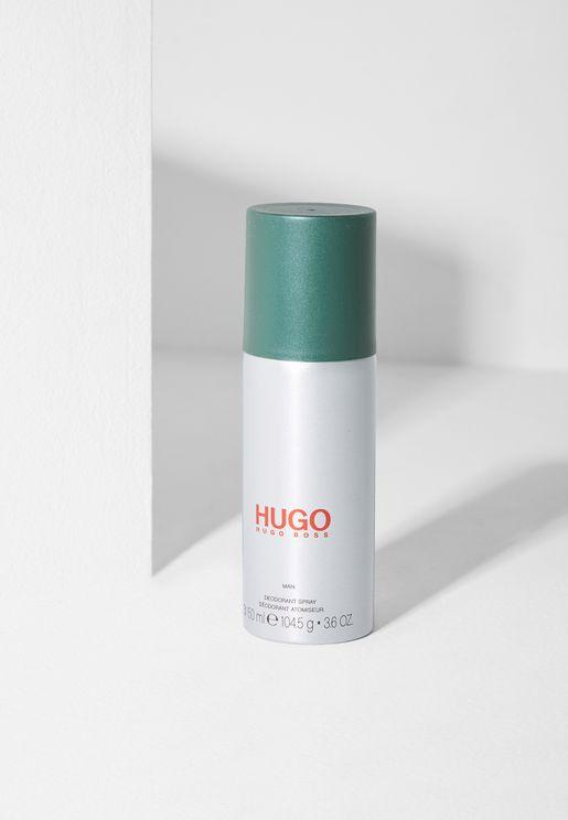 Hugo Deo For Men -150Ml