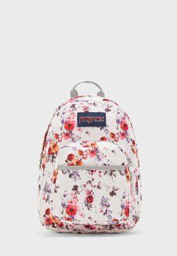 Floral Memory Half Pint Backpack
