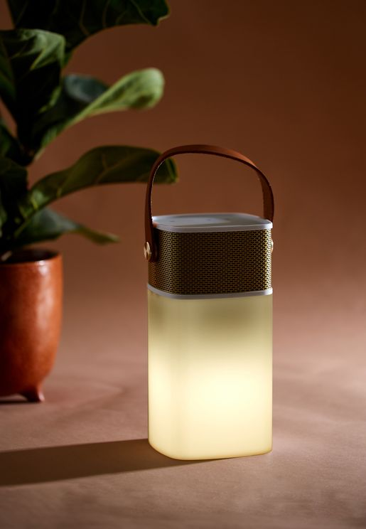 aGlow Bluetooth Speaker and Lantern