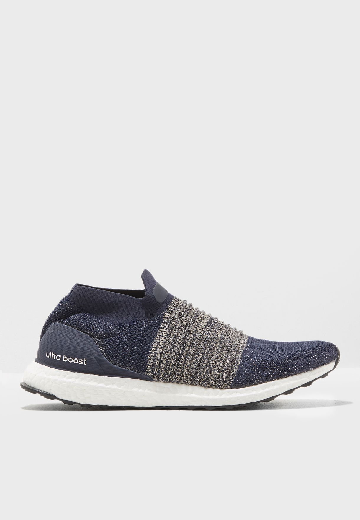 87c1bf8ba Shop adidas navy Ultraboost Laceless BB6135 for Men in UAE ...