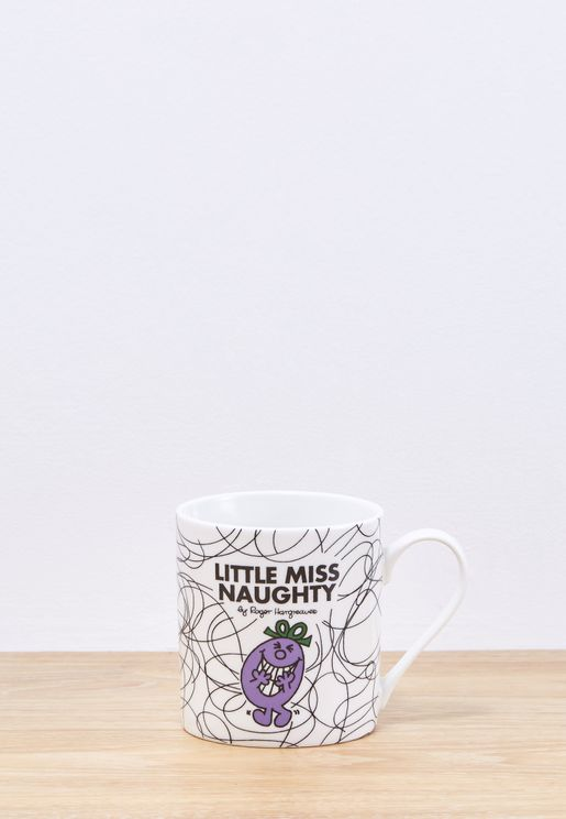 Little MissNaughty Mug