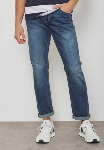 Weft Midt Jeans
