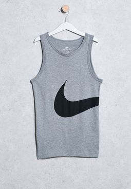Youth Big Swoosh Vest