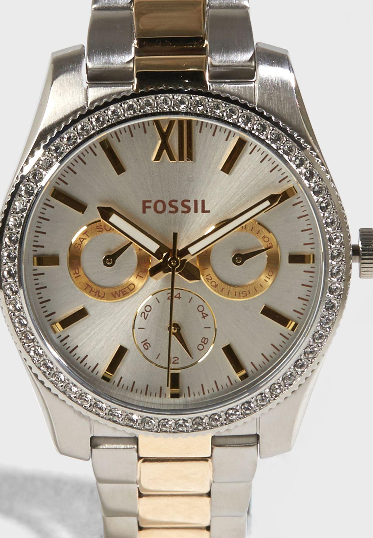 ساعة سكارليت
