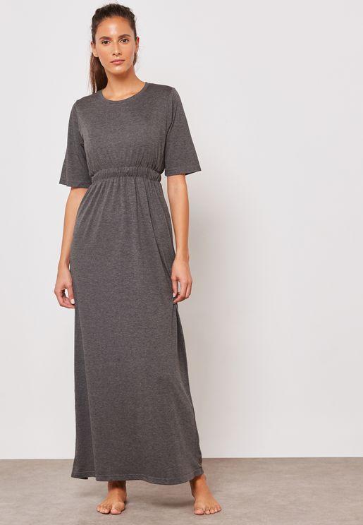 Elasticated Waist Nightdress