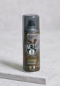 NBA Nets Collaboration Can Spray