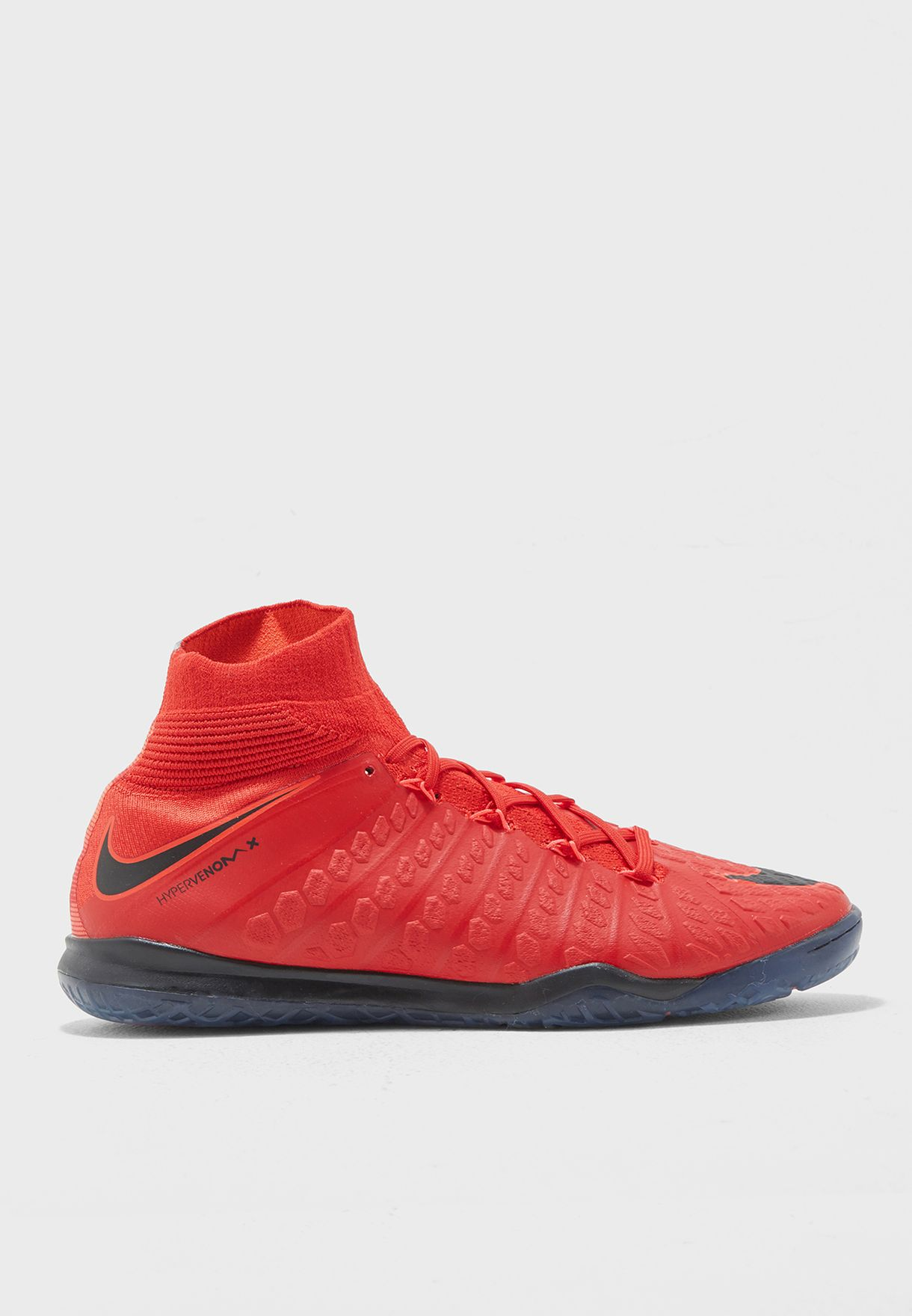 87919a3bd61 Shop Nike red Hypervenomx Proximo II DF IC 852577-616 for Men in UAE ...