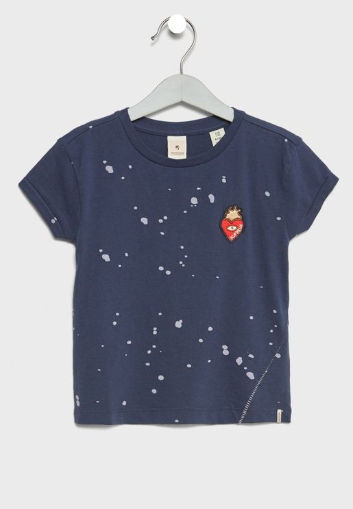 Little Washed T-Shirt