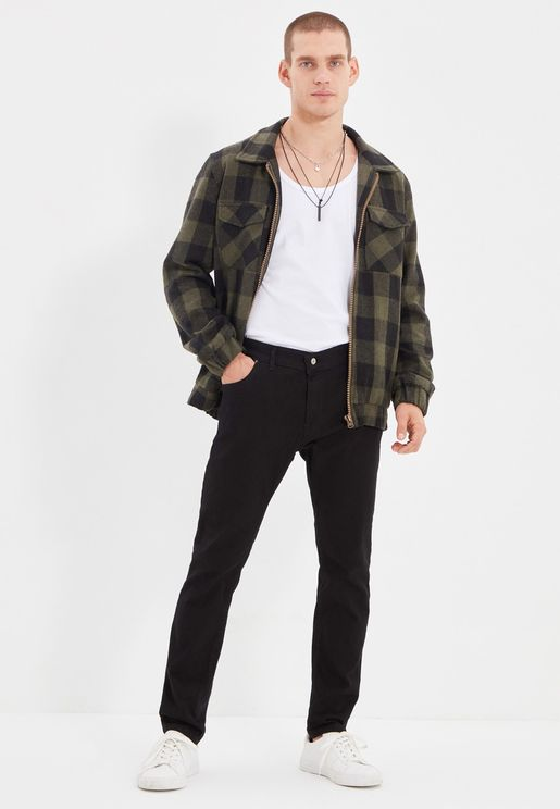 Rinse Wash Super Skinny Fit Jeans