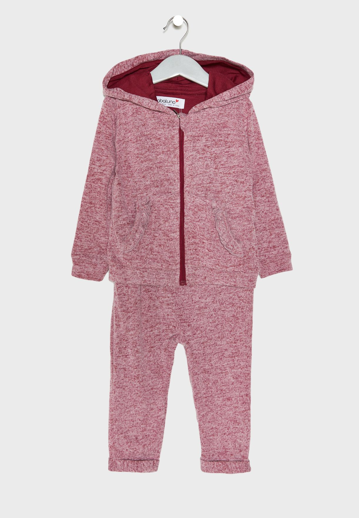 Infant Textured Tracksuit