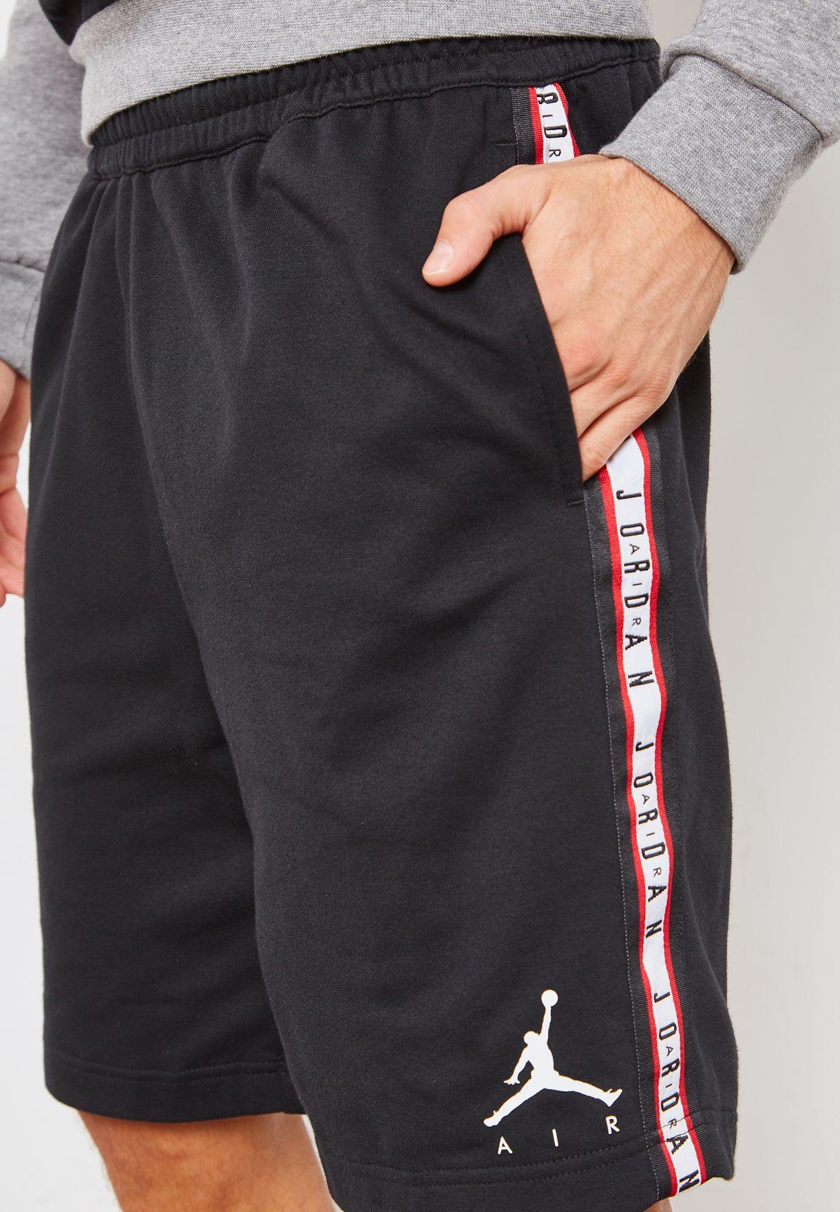 b0f5508770e008 Shop Nike black Air Jordan Shorts AR2216-010 for Men in UAE ...