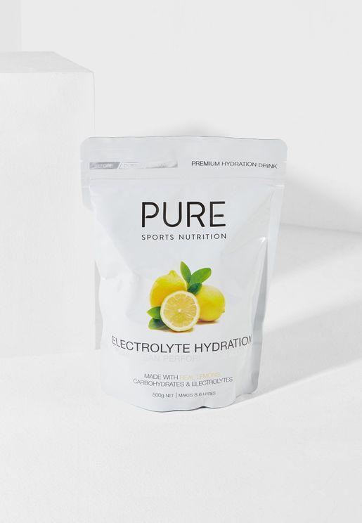 Electorlyte Hydration Lemon 500g