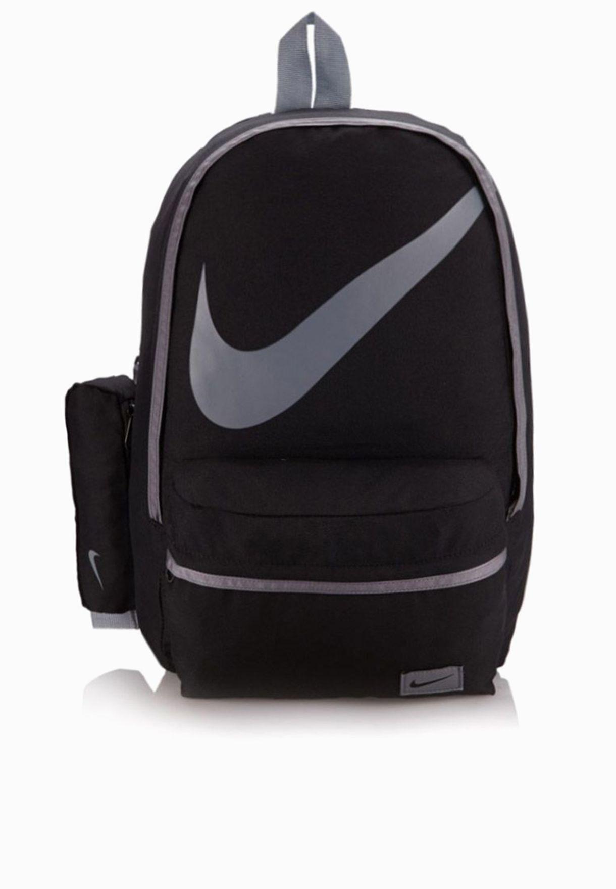 1726d4dd4632 Shop Nike black Young Athletes Backpack BA4665-060 for Kids in Qatar -  NI727AC54LLT
