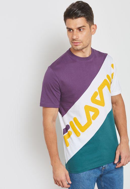 Rowan Striped T-Shirt