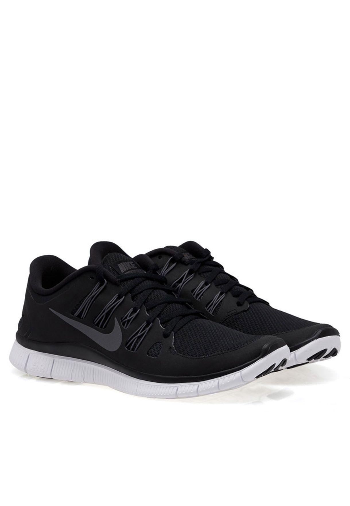 newest collection b59b2 50ca8 Shop Nike black NIKE FREE 5.0+ 579959-002 for Men in UAE - NI727SH54CCN