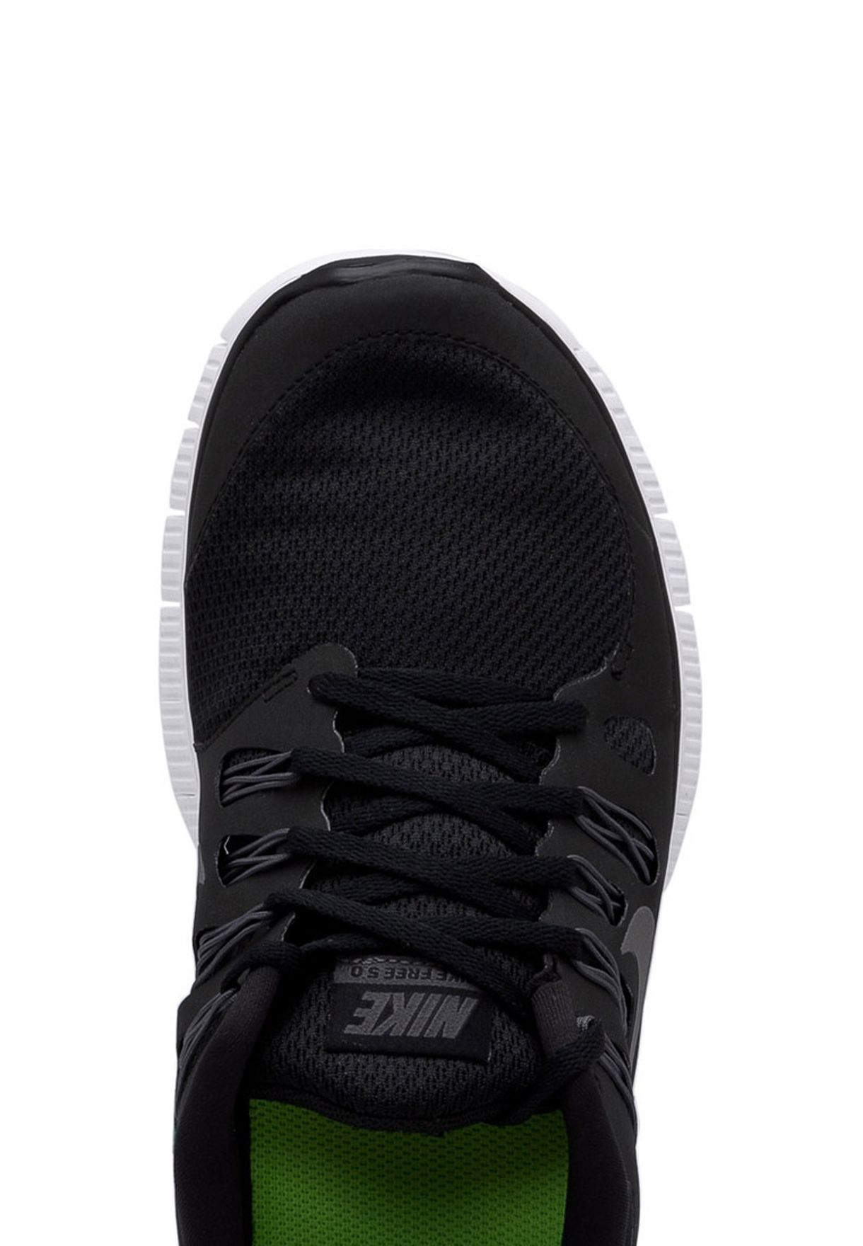 25f78ffb70ef3 Shop Nike black NIKE FREE 5.0+ 579959-002 for Men in UAE - NI727SH54CCN