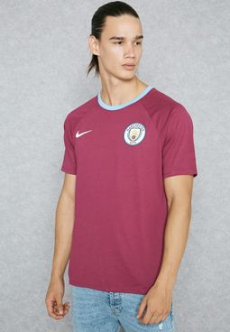 Manchester City 17/18 Dri-Fit Match T-Shirt
