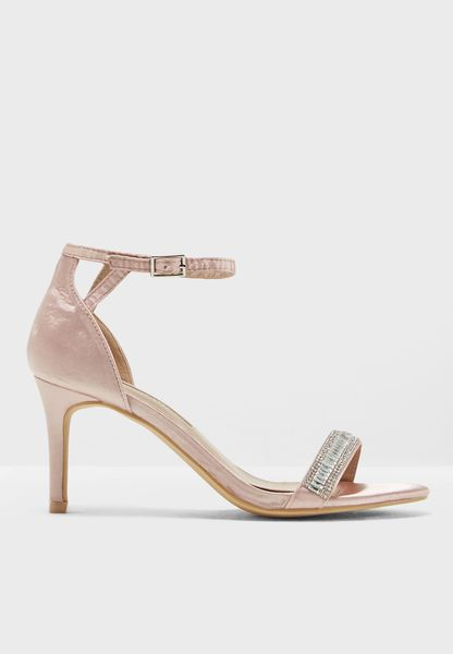 Spotlight Heeled Sandals