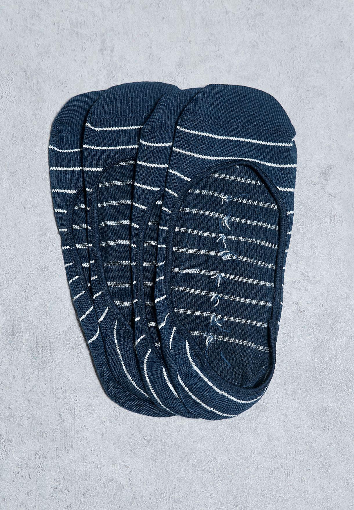 f47667309 تسوق جوارب بدرزات ماركة مانجو مان لون كحلي 83003050 في عمان ...
