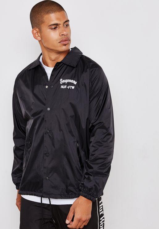 Sayanora Printed Jacket