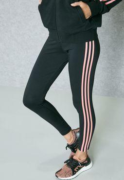 Essential 3 Stripe Tights