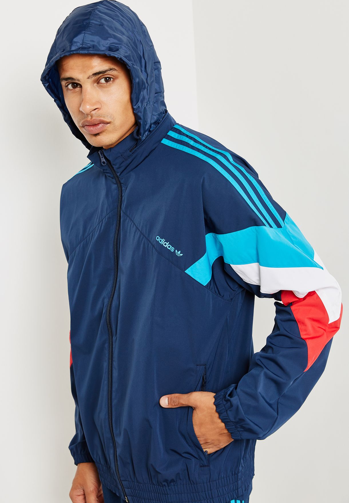 Palmeston Windbreaker Jacket