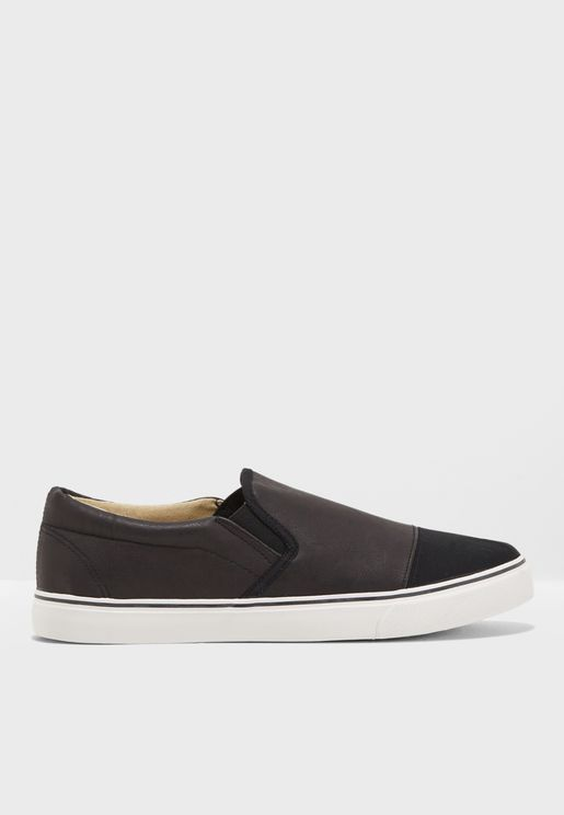 Crasher  Slip Ons
